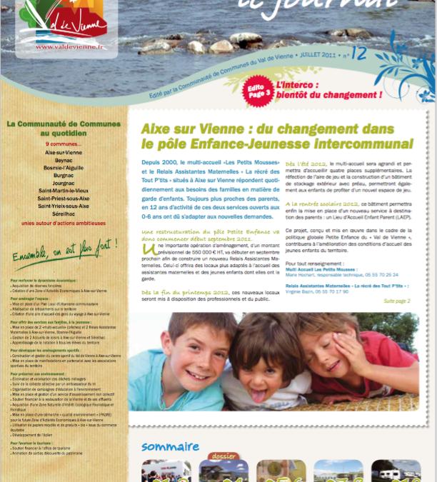 Journal communautaire n°12