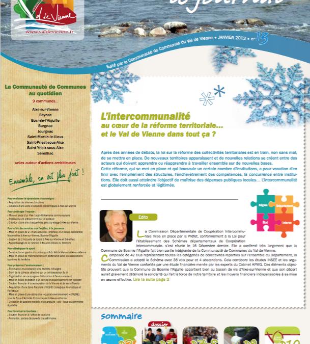 Journal communautaire n°13