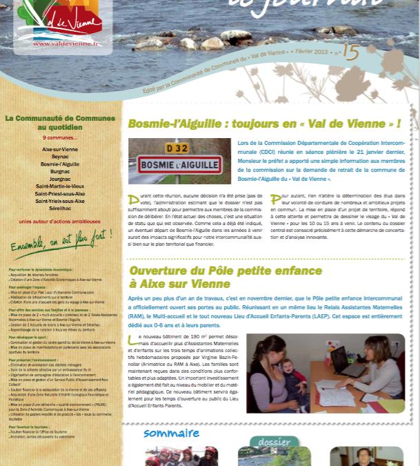 Journal communautaire n°15