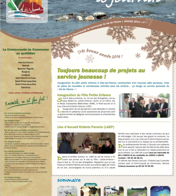 Journal communautaire n°17
