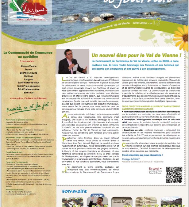 Journal communautaire n°18