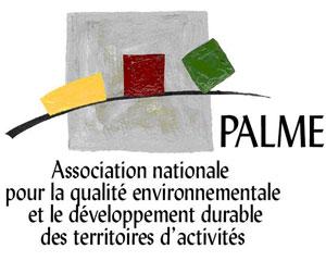 logo PALME ZA du grand Rieux Aixe sur Vienne