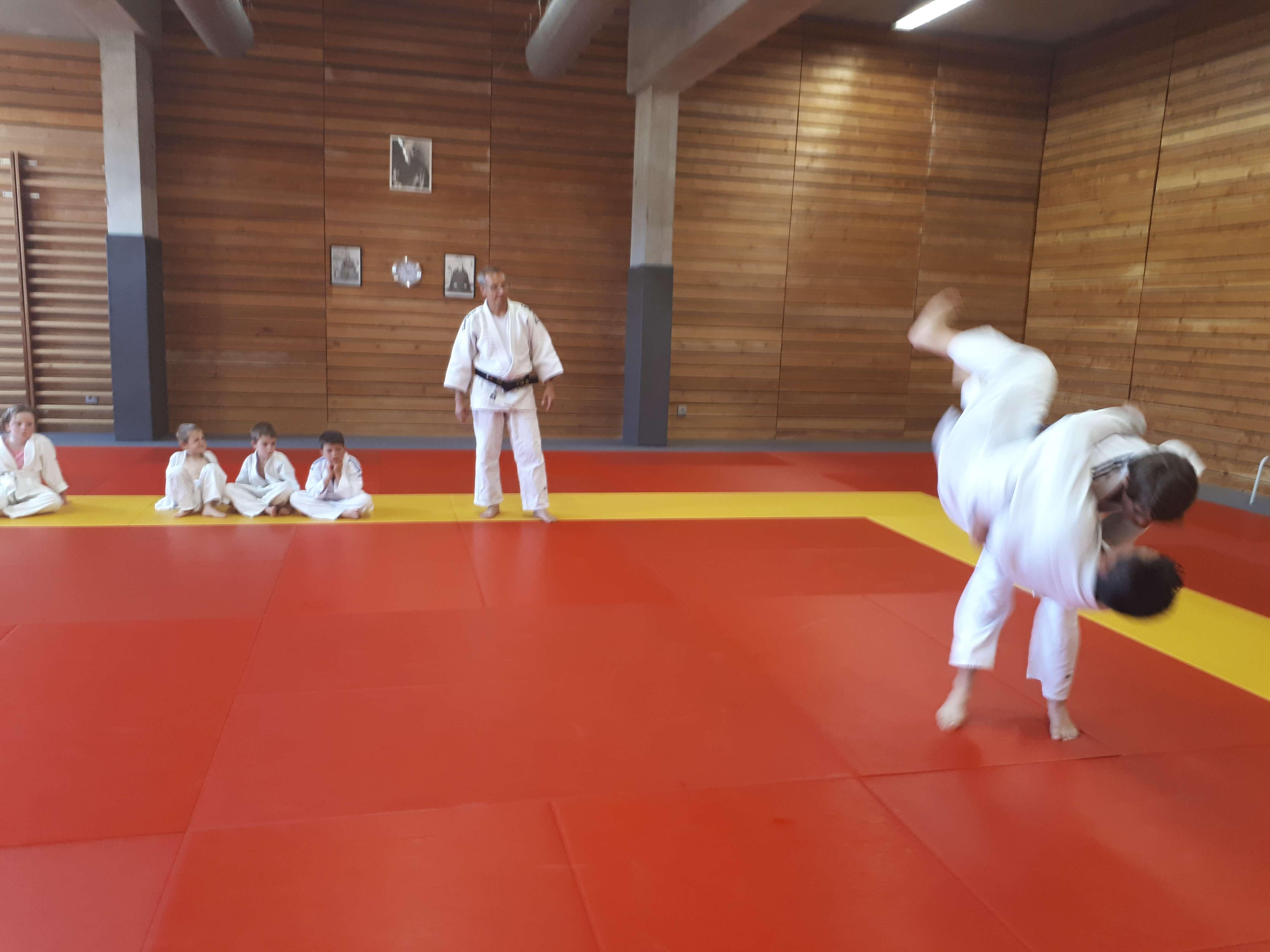 judo centre sportif