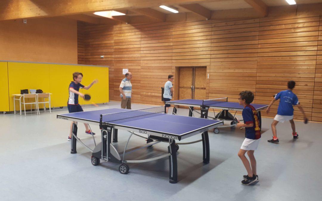 Les associations utilisatrices du Centre Sportif