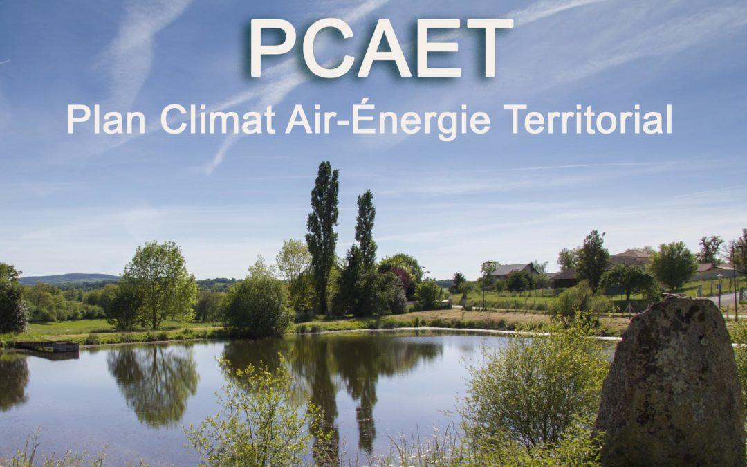 Engagement dans le Plan Climat Air-Énergie Territorial