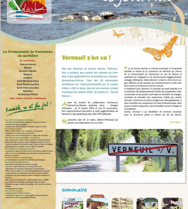 Journal communautaire n°10