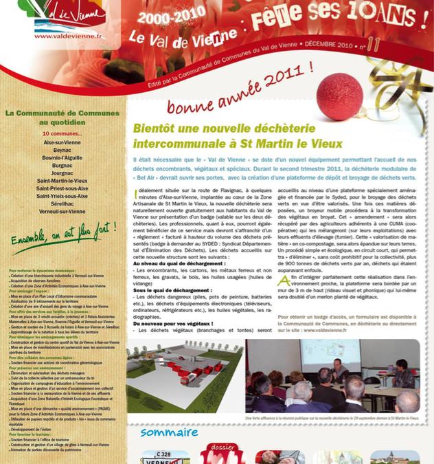 Journal communautaire n°11
