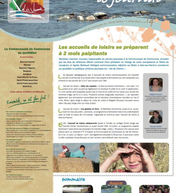 Journal communautaire n°14
