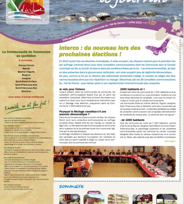 Journal communautaire n°16