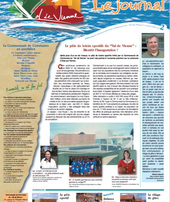 Journal communautaire n°2