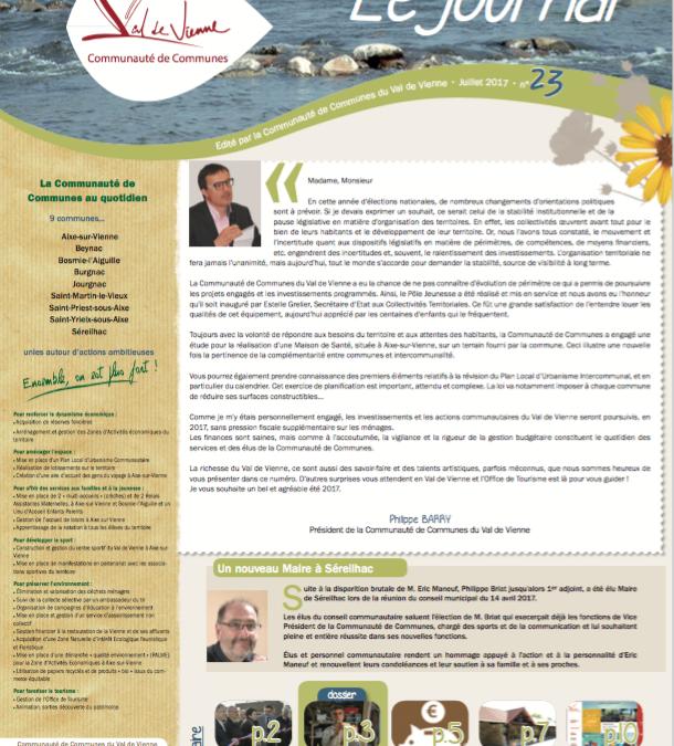 Journal communautaire n°23