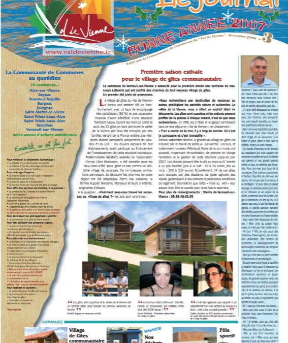Journal communautaire n°3