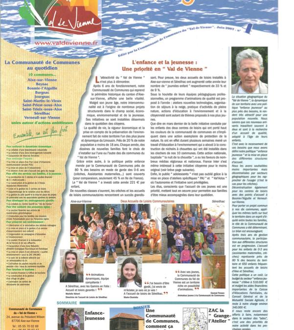 Journal communautaire n°4