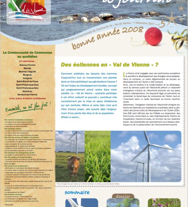 Journal communautaire n°5