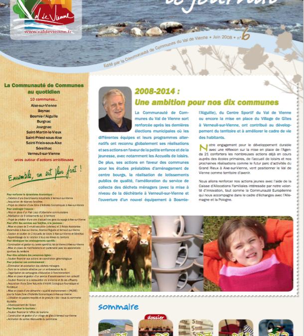 Journal communautaire n°6