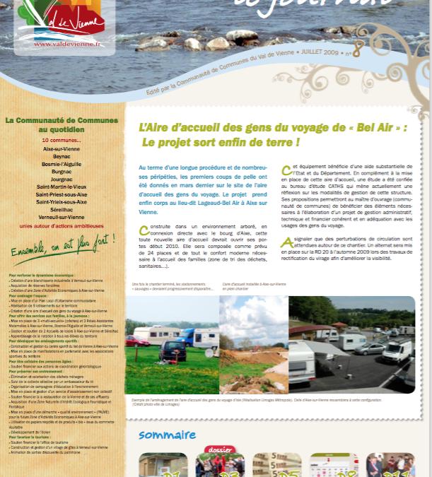 Journal communautaire n°8