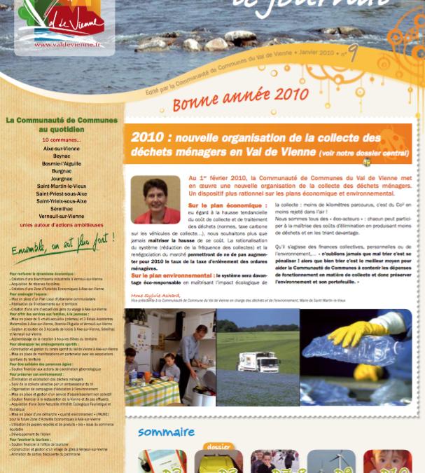 Journal communautaire n°9