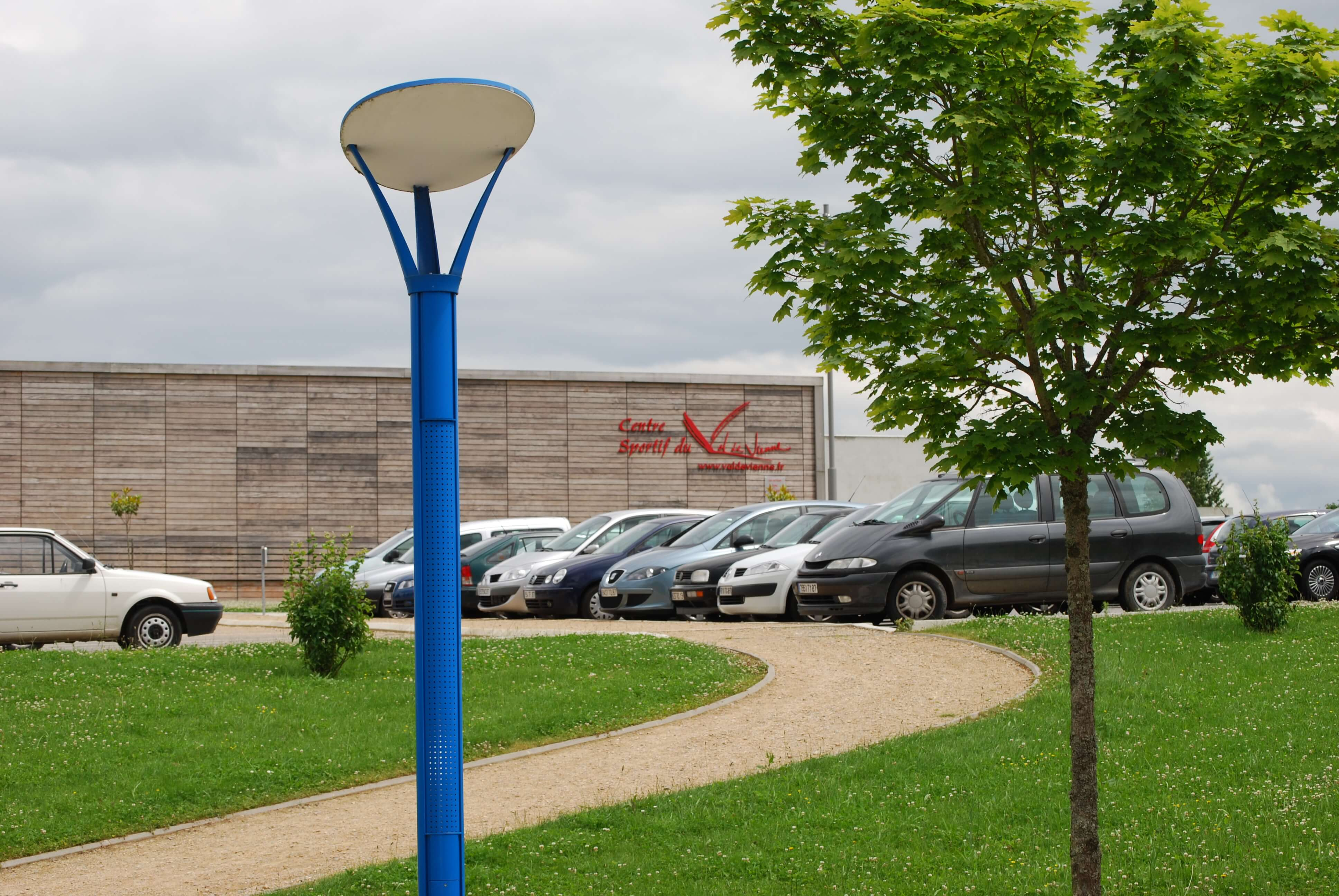parking centre sportif val de vienne