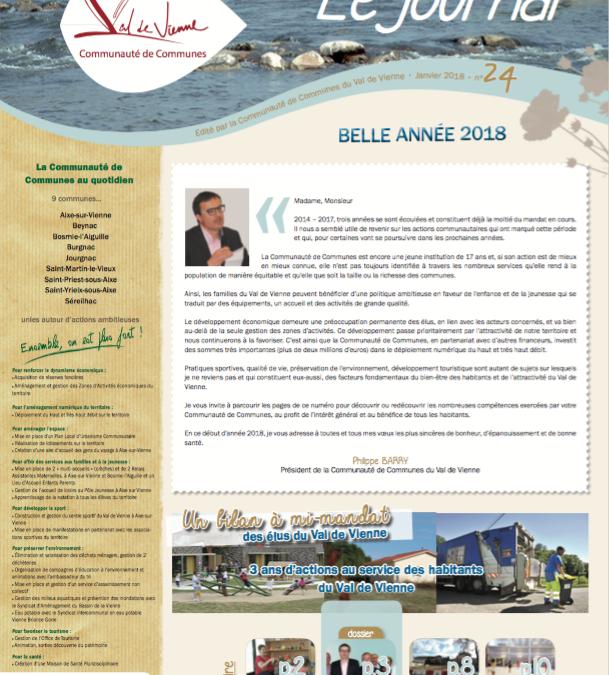 Journal communautaire n°24